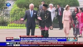 Video Iriana Jokowi Ajak Ratu Silvia Melihat Pameran Kerajinan RI MP3, 3GP, MP4, WEBM, AVI, FLV Maret 2018