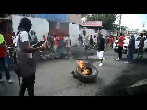 Αιματηρές συγκρούσεις στην πολύπαθη Αϊτή