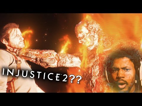 WHAT, INJUSTICE 2!? WHY ATROCITUS GOT MY NECK | The Evil Within 2 (Part 5)