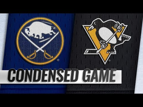 Buffalo Sabres vs Pittsburgh Penguins | Nov.19, 2018 | Game Highlights | NHL 2018/19 | Обзор матча