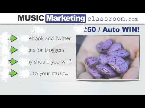 Win a Year of Access to Music Marketing Classroom