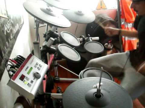 Overseer - Supermoves Awakesleo Drum Cover