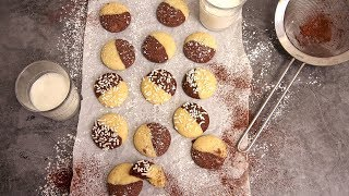 Italian Tea Cookies by Laura in the Kitchen