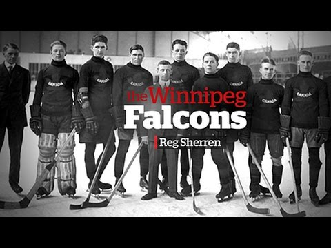 The Winnipeg Falcons: Hockey gold medallists and WWI heroes all on one team