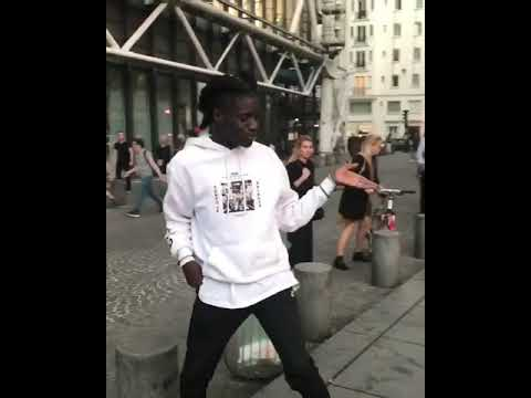 "This Kid Dances Just Like Michael Jackson! Rock With You In Paris ""This Was So Smooth"""