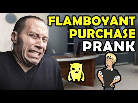 Pranks - I call a guy on craigslist as Chris to inquire about the PS4 he has for sale. The price is marked up to $650 for the console, and the seller gets a little un...