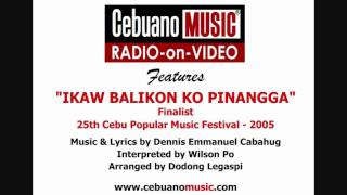 Download Lagu Ikaw Balikon Ko Pinangga Mp3
