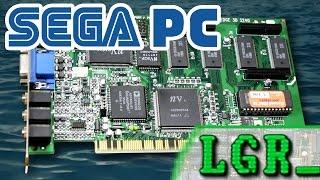 LGR Oddware - Diamond Edge 3D (nVidia NV1+Sega Saturn)