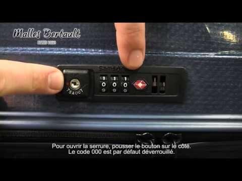 Comment retrouver le code d 39 une valise la r ponse est sur - Comment changer le code d un cadenas ...