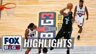 Power vs. Tri-State | BIG3 HIGHLIGHTS by FOX Sports
