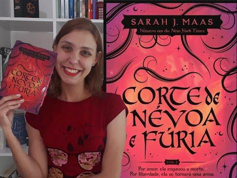 CORTE DE NÉVOA E FÚRIA| SARAH J.MAAS
