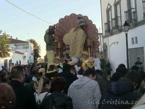 Cabalgata de Reyes Magos de La Redondela 2019