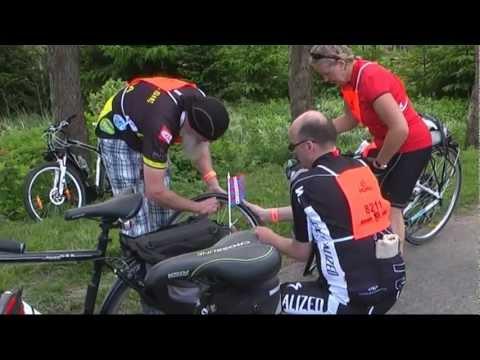 """Kościerzyna. Maraton rowerowy """"Kaszebe Runda"""" zakończony (2/2)"""
