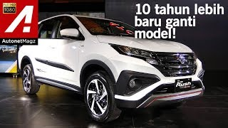 Video Toyota Rush 2018 TRD Sportivo First Impression Review MP3, 3GP, MP4, WEBM, AVI, FLV Desember 2017