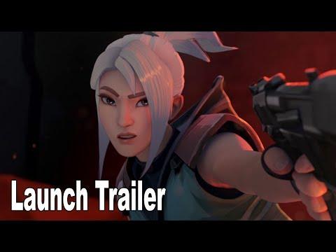 Valorant - Launch Trailer [4K]