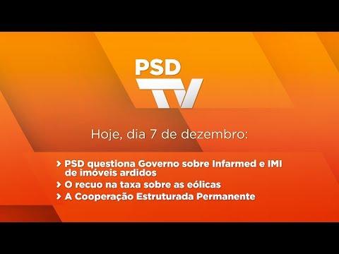 PSD@TV 252ª Edição