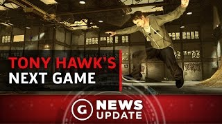 Tony Hawk Working On New Game Without Activision - GS News Update