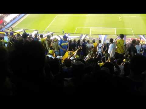 Pongan huevo huevo los Xeneizes Boca - Rosario Central 20/11/16 - La 12 - Boca Juniors