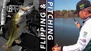 Video The Ultimate Bass Fishing Flipping and Pitching Tutorial MP3, 3GP, MP4, WEBM, AVI, FLV Oktober 2018