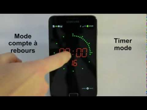 Video of Gorgy Timing LEDI® Clock FREE