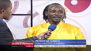 ZILIZALA Viwanjani: Changamoto Zinazokumba Mchezo Wa Kungfu Nchini, 24/10/16