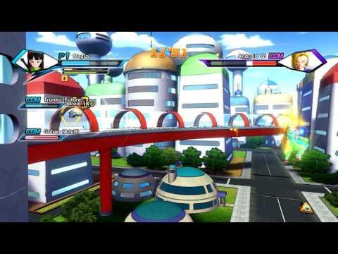 Dragon Ball Xenoverse / Parallel Quest - 27 / Artificial Warriors