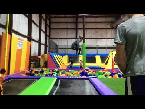 FOAM PIT GAME OF F.L.I.P