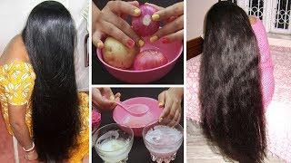 Potato Hair Mask