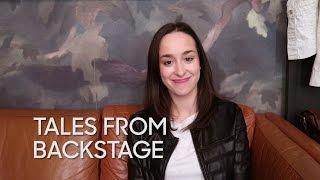 Tales from Backstage: Ali Kolbert
