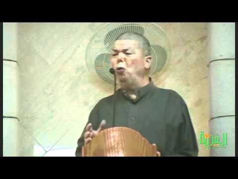 خطبة الجمعة لفضيلة الشيخ عبد الله 15/6/2012