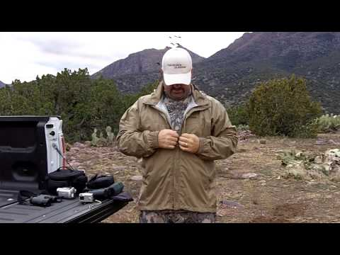 precip - Marmot Precip Jacket - Gear Review by Wade Nelson of HardcoreOutdoor.com. Everybody needs a good windbreaker for when the wind blows and the rain comes down....