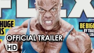 Generation Iron Official Trailer (HD) Arnold Schwarzenegger, Mickey Rourke