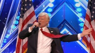 Video America's Got Talent 2017 Donald Trump Wins Again Full Audition S12E01 MP3, 3GP, MP4, WEBM, AVI, FLV September 2018