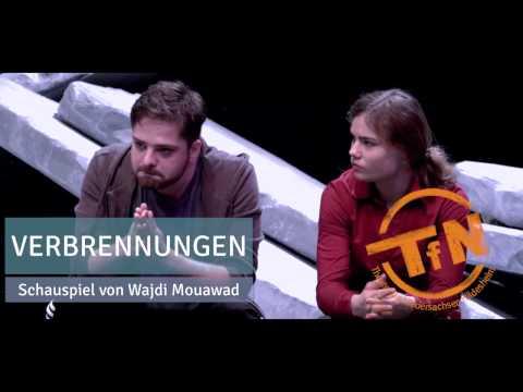 VERBRENNUNGEN - Schauspiel von Wajdi Mouawad (Trailer)
