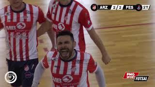 Serie A Planetwin365 Futsal | Real Arzignano vs Italservice Pesaro Highlights