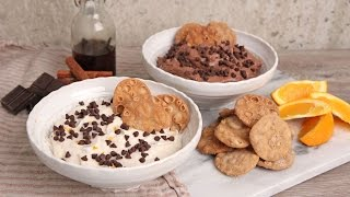 Cannoli Dip - 2 ways   Episode 1097 by Laura in the Kitchen