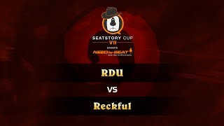 Reckful vs Rdu, game 1