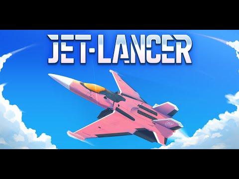 Jet Lancer - muita ação neste jogo de avião com uma trilha sonora espetacular! (PORTUGUÊS)
