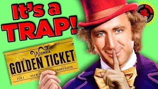 Video Film Theory: Willy Wonka and the Golden Ticket SCAM! (Willy Wonka and the Chocolate Factory) MP3, 3GP, MP4, WEBM, AVI, FLV September 2018