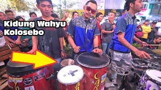 Video Permainan Ala Kendang Rampak Jaipong dgn Bass Selo by PRAS CAREHAL - KIDUNG WAHYU KOLOSEBO Angklung MP3, 3GP, MP4, WEBM, AVI, FLV Mei 2019