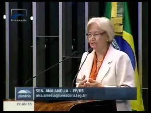 Ana Amélia cobra solução do governo em relação a problemas no Fies