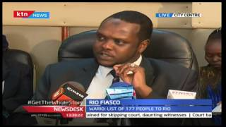 BREAKING NEWS: Sports and Culture CS Hassan Wario disbands NOCK over mismanagement