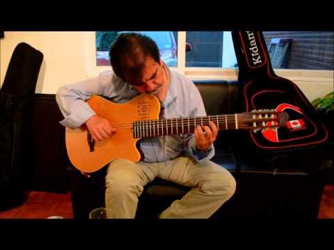 Octavio CervantesMultiac Encore 7 cuerdas
