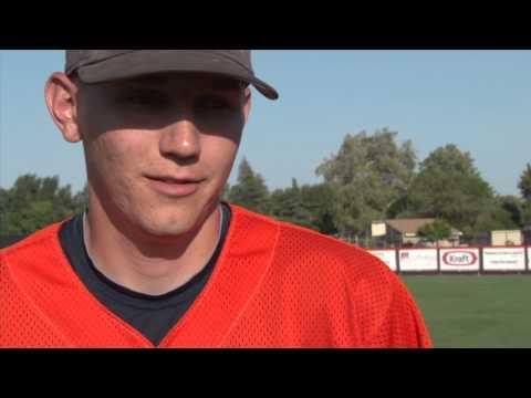 Baseball Senior Day Interviews