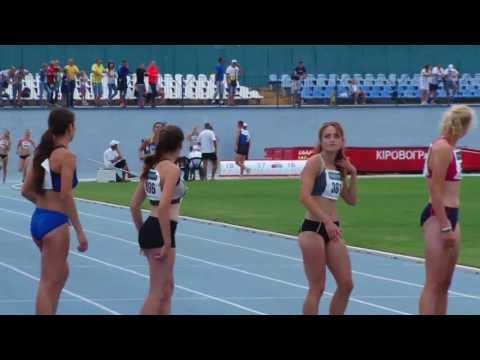 2 місце Львівській області принесла естафетна команда 4х100м.
