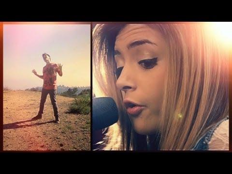 """""""Heart Attack"""" - Demi Lovato (Sam Tsui & Chrissy Costanza of ATC)"""
