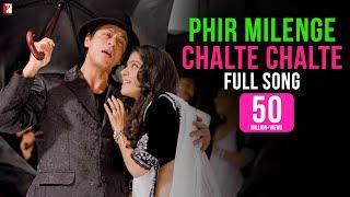Phir Milenge Chalte Chalte - Full song  Rab Ne Bana Di Jodi