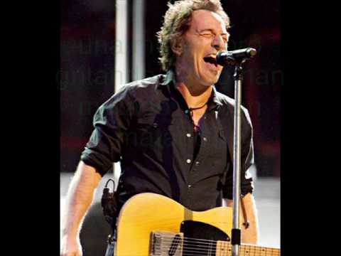 Bruce Springsteen - Bye bye Johnny lyrics