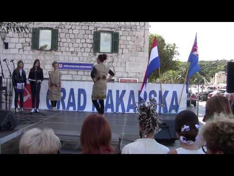 24. 10.2014. - Frizerke & Dan grada Makarske
