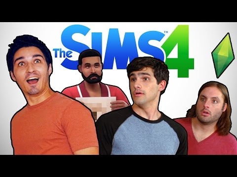 4 - Sims 4 In Stores Now! http://www.thesims.com Subscribe for more! http://bit.ly/sub2twz The Warp Zone experiences life in SIMS 4 Written by Michael Schroeder and Michael Adams Davis Directed...